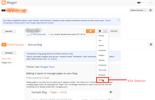 Cara Merubah Blogspot Menjadi Com Menggunakan Idwebhost