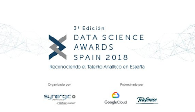 Data Science Awards Spain 2018.