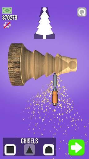 Download Woodturning Mod Apk Unlimited Money