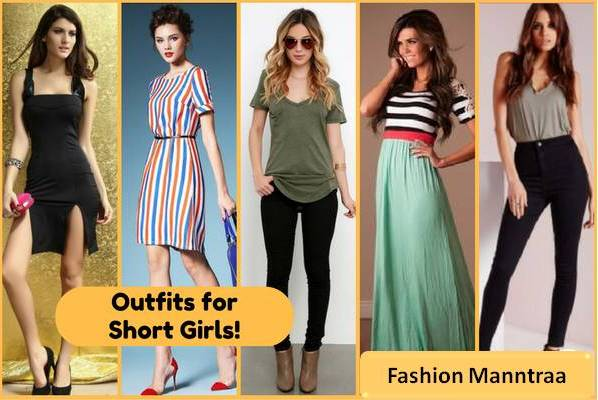 Fashion Tips for Short Height Girls | Outfits for Short Girls