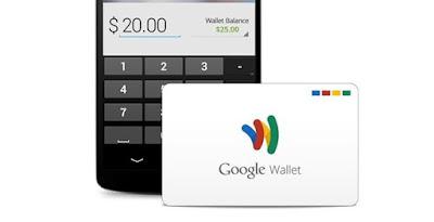 جوجل تنهي بطاقة Google Wallet