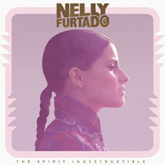 Nelly Furtado - The spirit indestructible (Deluxe edition) | Album art