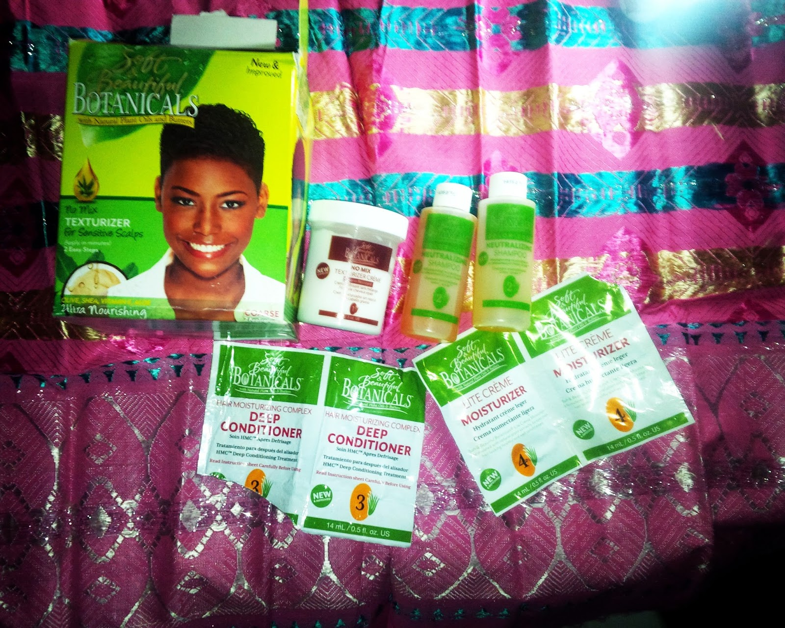 SOFT AND BEAUTIFUL BOTANICALS TEXTURIZER IN COARSE REVIEW ...