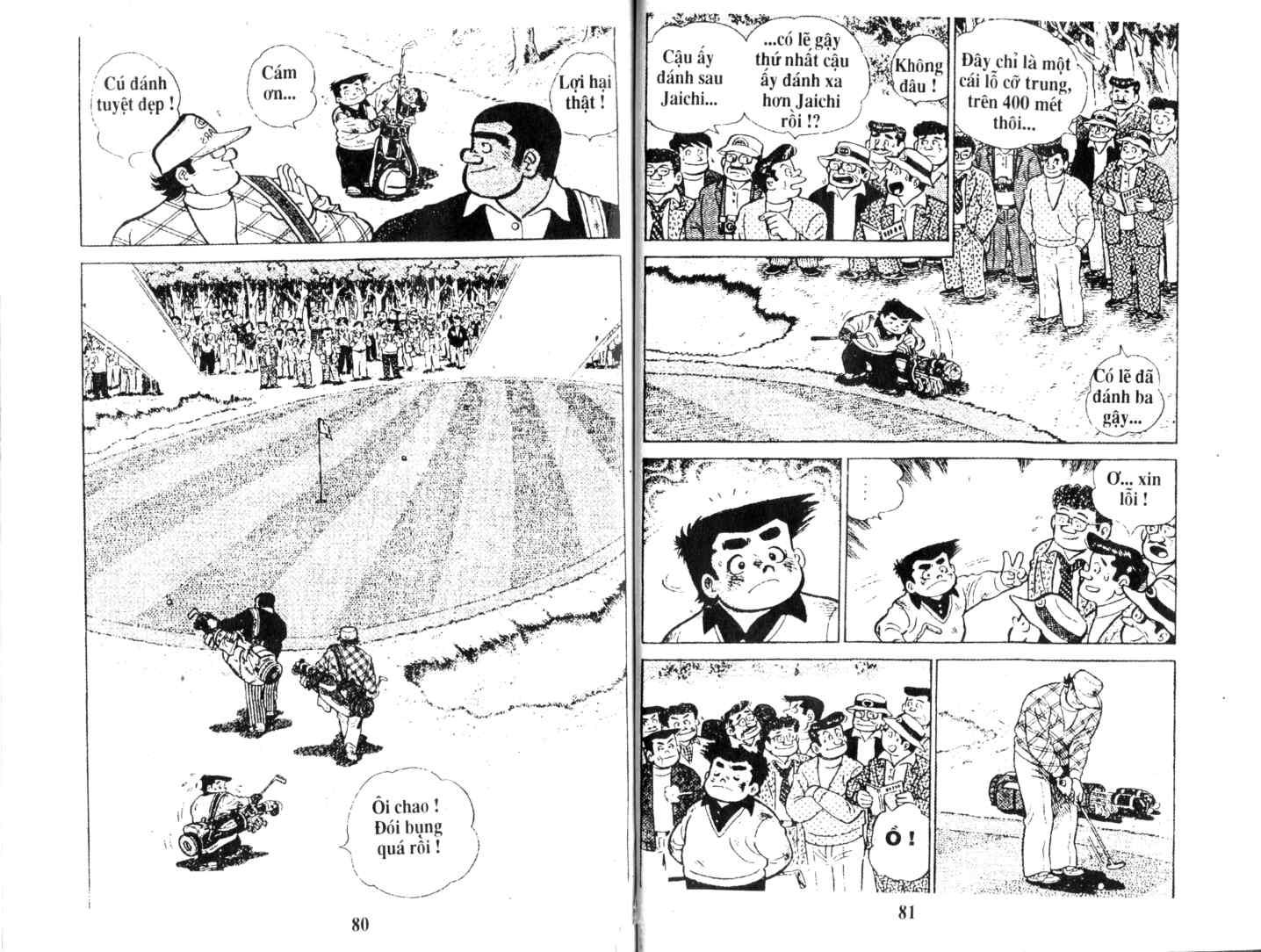 Ashita Tenki ni Naare chapter 17 trang 38