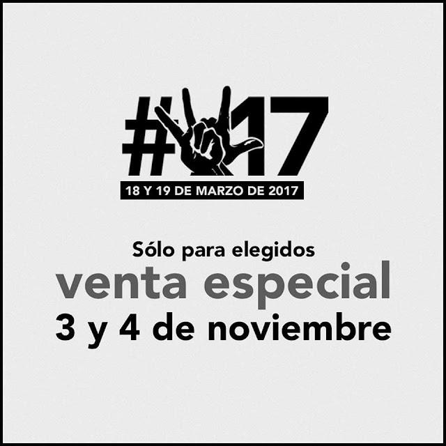 Vive Latino 2017 preventa