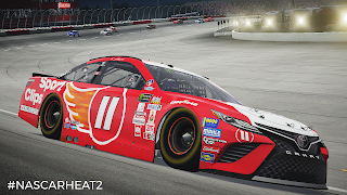 NASCAR Heat 2 iPhone Wallpaper