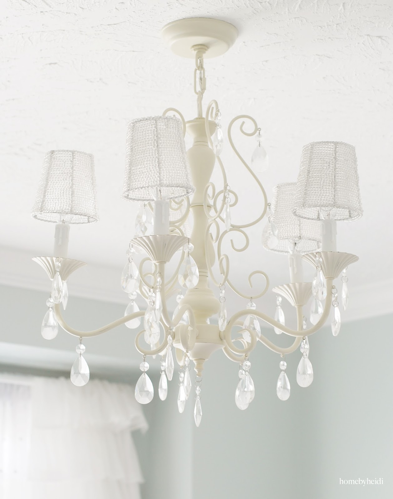 Little Girl Chandelier at Home and Interior Design Ideas