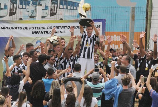 Ceilândia é Campeão Candango 2019 na Categoria Juvenil