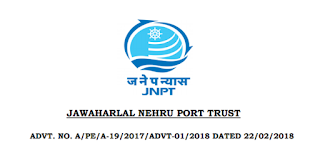 JNPT Junior Engineer (JE) Previous Question Papers PDF & Syllabus 2018