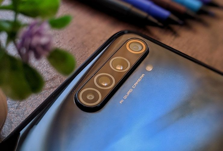 Kamera Utama Realme 6 Pro