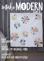 Make Modern Digital Quilting Magazine Issue 17