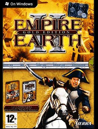 Descargar Empire Earth 2: Gold + Expansion [PC] [Full] [Español] [1-Link] [ISO] Gratis [MEGA]
