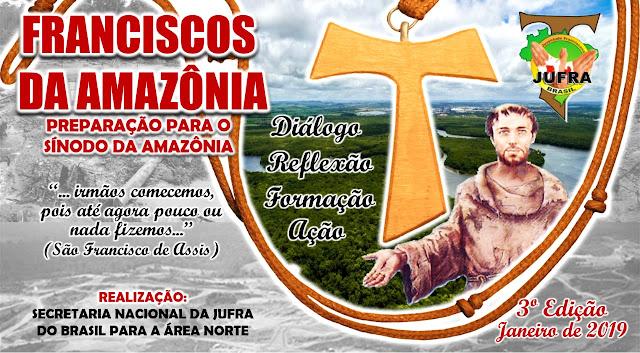 FRANCISCOS DA AMAZÔNIA