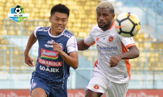 Arema FC vs Perseru Serui 4-1 Highlights