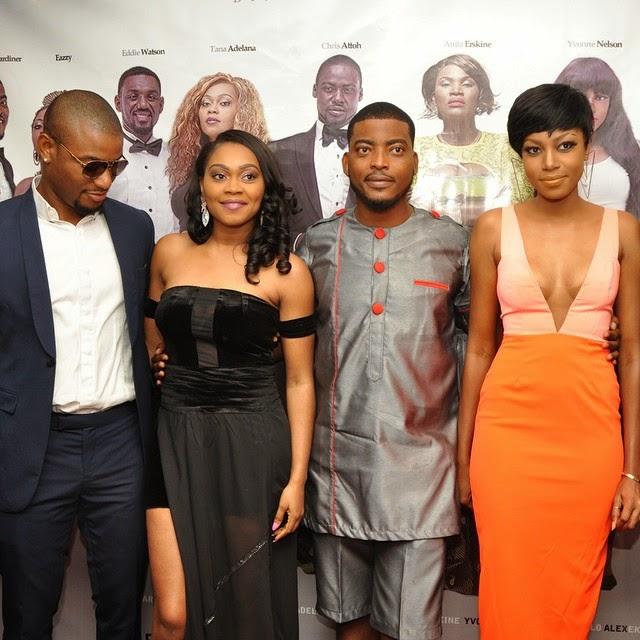 10597433 965035033522857 104163552 n Exclusive photos from Yvonne Nelsons movie Single Married Complicated Premiere