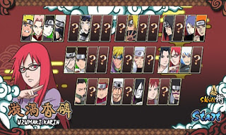 Naruto Senki Shippuden Mod Apk v1.19 First Edition part 2