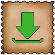 download stamp icon