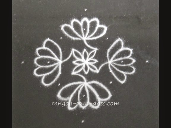 Simple Rangoli Designs For Home Pdf Awesome Home