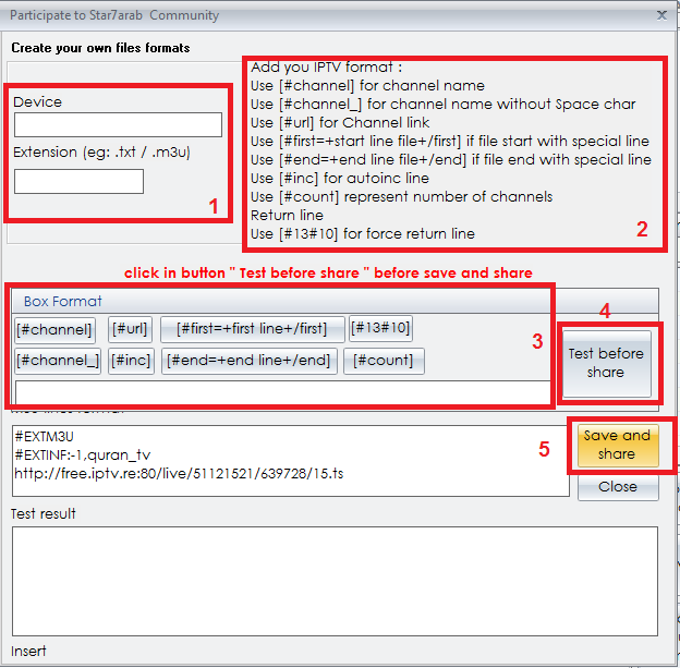 UniM3u Converter V 1 6 new version to Download - Wsharing Soft