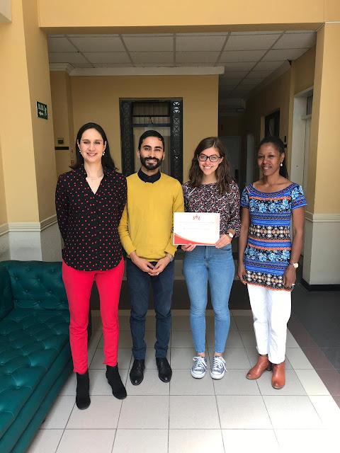 Conoce a los nuevos ganadores del Premio PASEC Estudiante