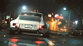 Need for Speed Wii U Wallpaper