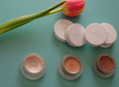 Master Mixer compared to Living Luminizer and Buriti Bronzer