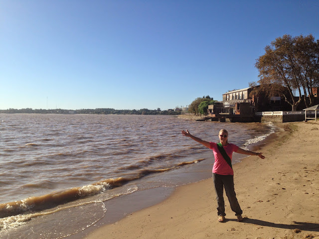 The beach, the lake, and the Swami: A story of Uruguay in three acts