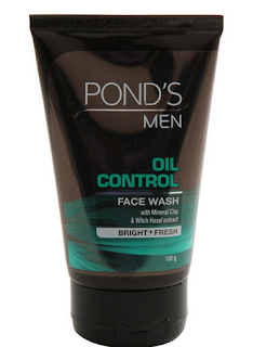 Pond's men oil control face wash