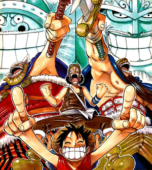 Superieur After Usopp Meets With Luffy And Vivi, Vivi Suspects That Baroque Works Is  Likely Behind Namiu0027s Disappearance, Since Out Of The Two Of Them, ...