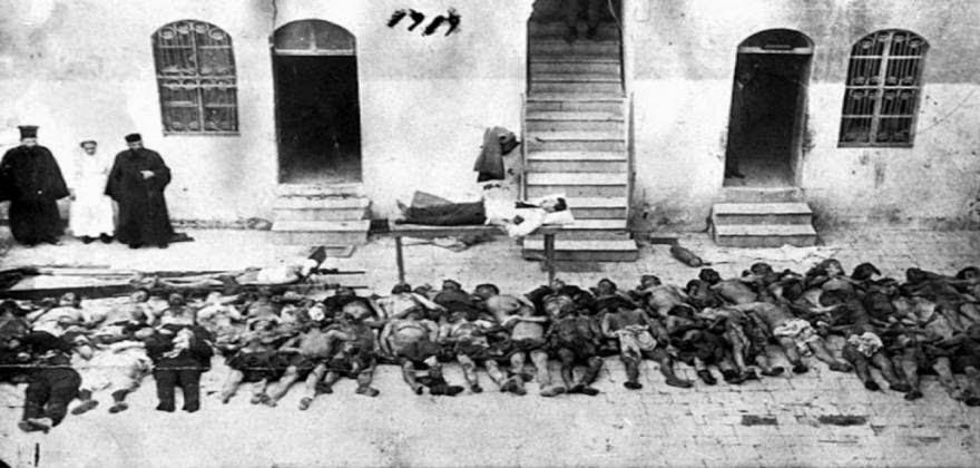 ΔΑΚΡΥΑ ΣΕ ΟΛΗ ΤΗΝ ΕΛΛΑΔΑ ! - 19 Μαΐου 1919: Η απόβαση του Κεμάλ στη Σαμψούντα -Γενοκτονία των Ελλήνων του Πόντου