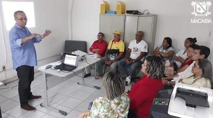 Educação de Macaíba avança no planejamento participativo do ano letivo de 2018