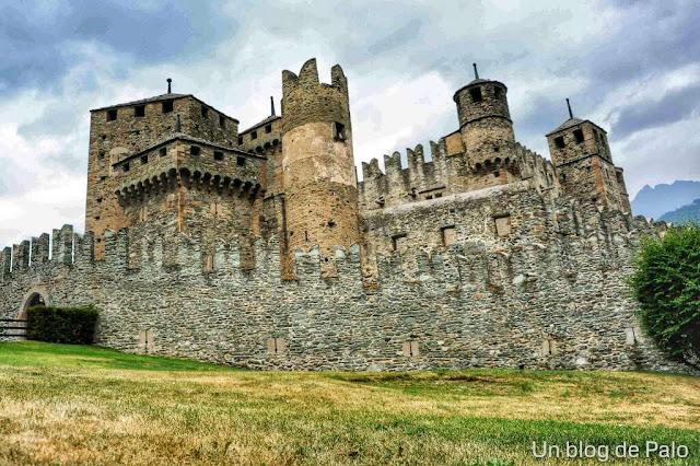 Castillo de Fénis, Valle de Aosta