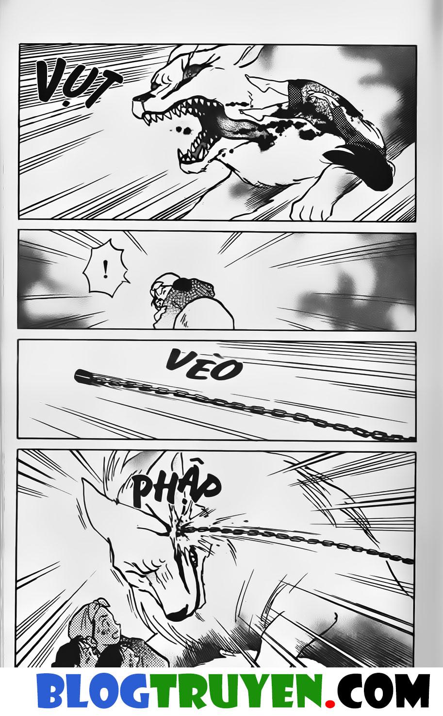 Inuyasha vol 37.1 trang 7