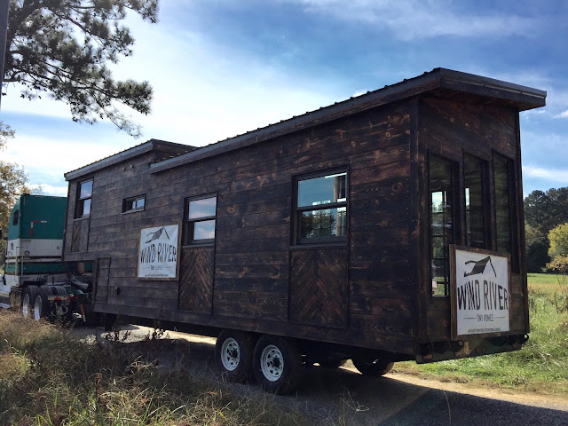 Pheonix by Wind River Tiny Homes
