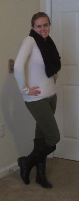 Finally Some Winter Wear
