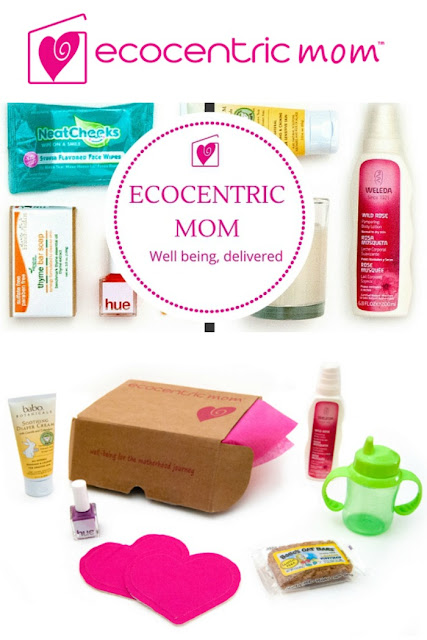 Save on a new ECOCENTRIC MOM Box Subscription!