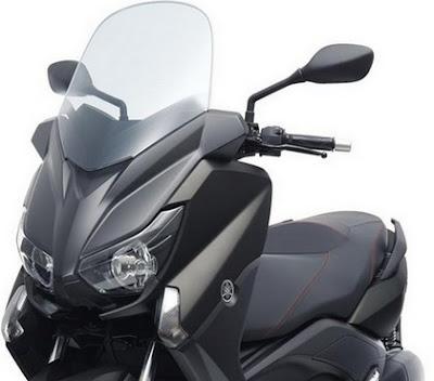 Spesifikasi Yamaha XMAX 125
