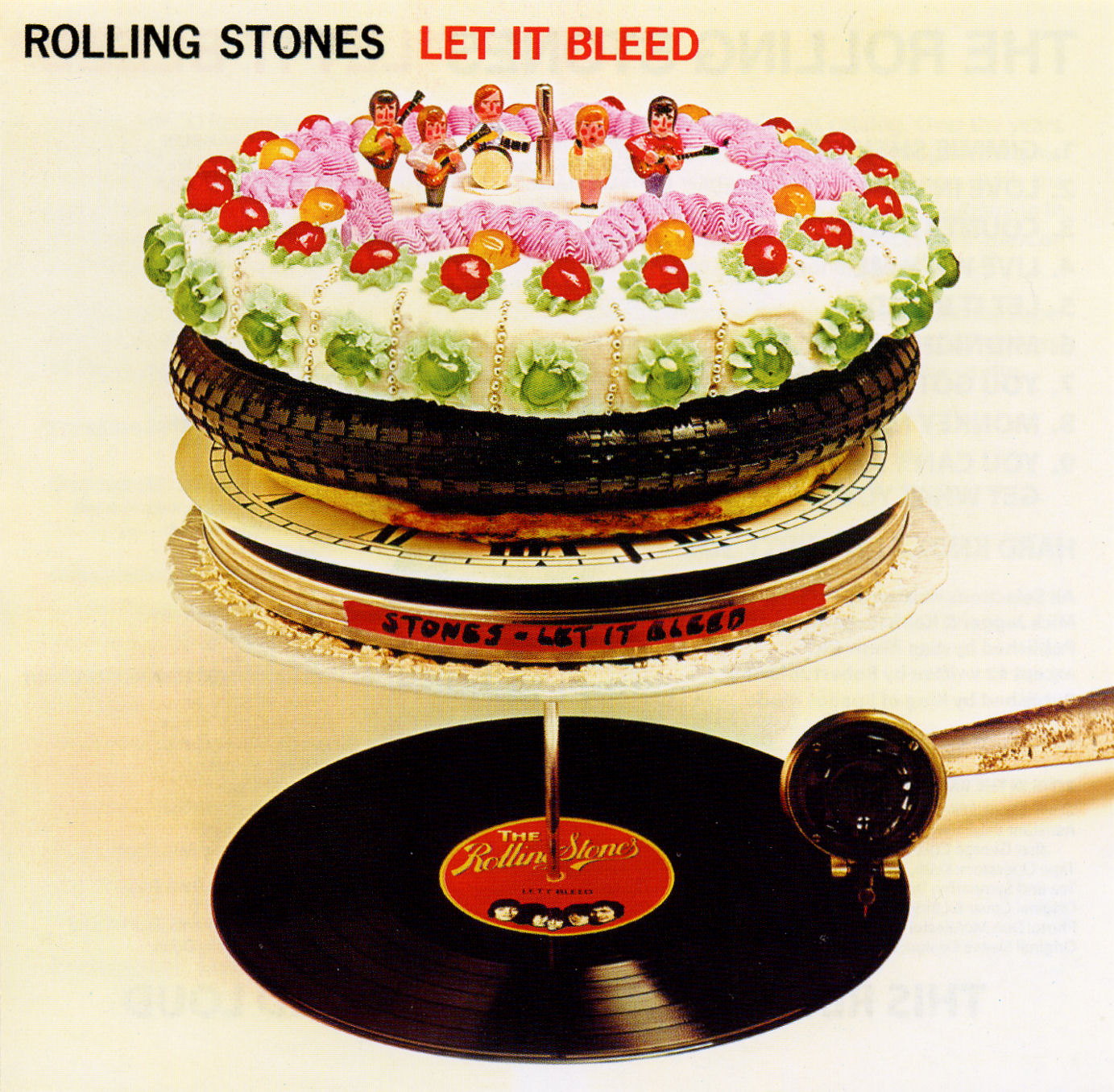 Rock 'N Roll Insight: Five Rolling Stones Albums For New