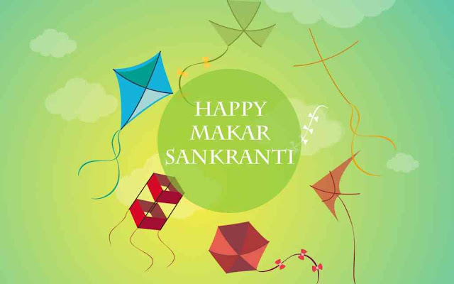 Happy Makar Sankranti Whatsapp Status in Hindi