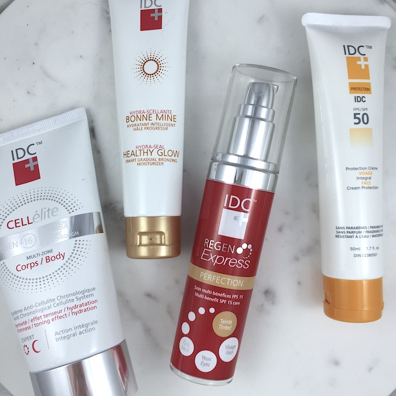 IDC Skincare collection: A quick review