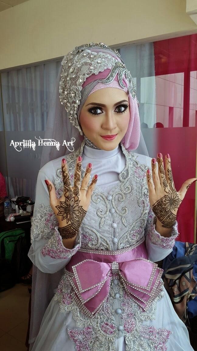 Henna Pernikahan Snapshot
