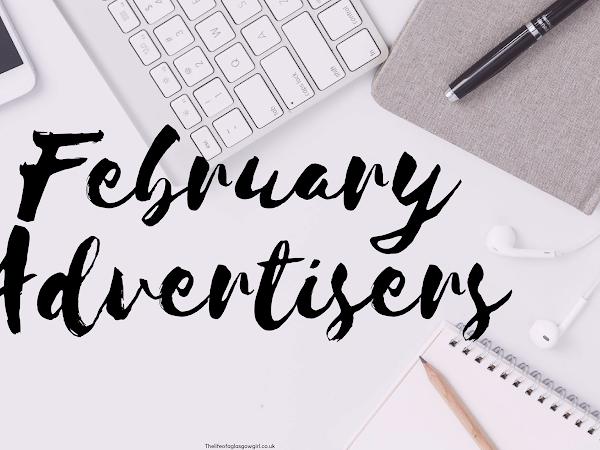 February Advertisers