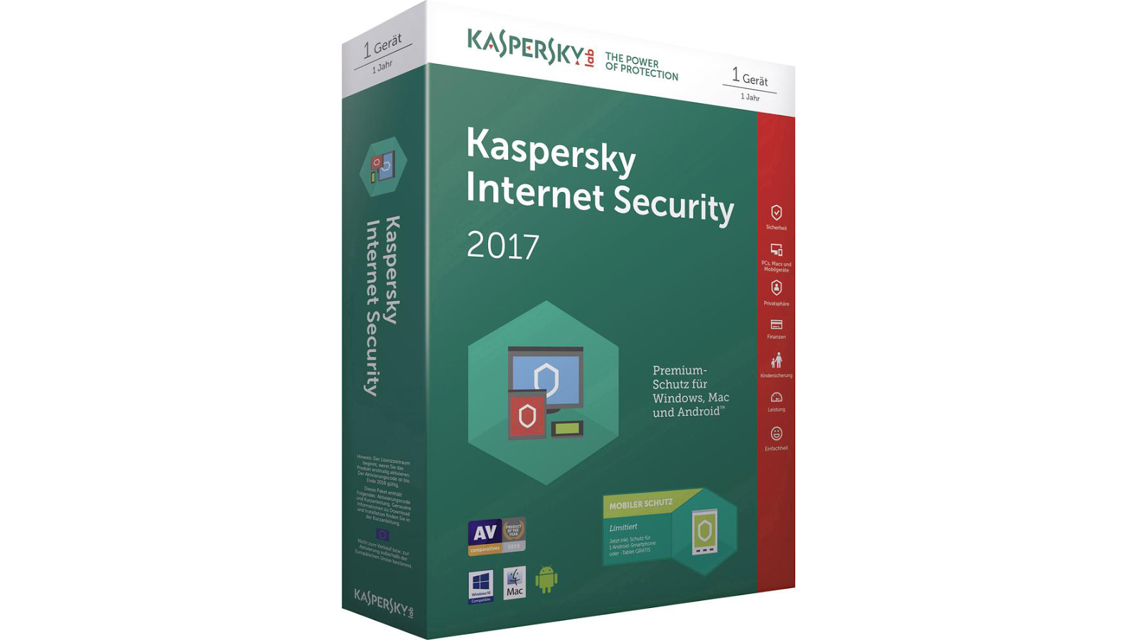 activate kaspersky internet security 2017 with key file