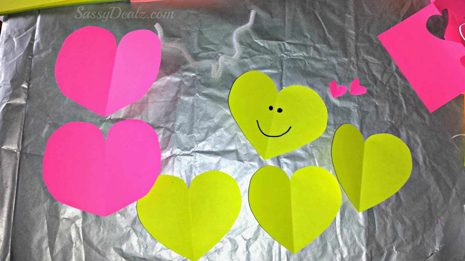 Butterfly Love Bug Valentine S Day Craft For Kids Crafty Morning