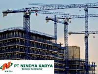 PT Nindya Karya (Persero) - Recruitment For Staff, Manager Nindya Karya March 2017