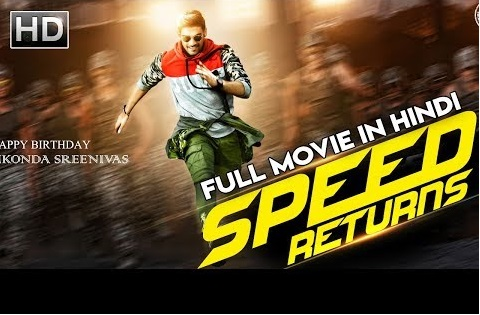 Speed Returns (2018) Hindi Dubbed 350MB HDRip 480p x264