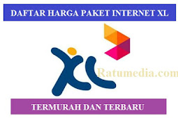 Daftar Harga Paket Internet XL Mei 2019
