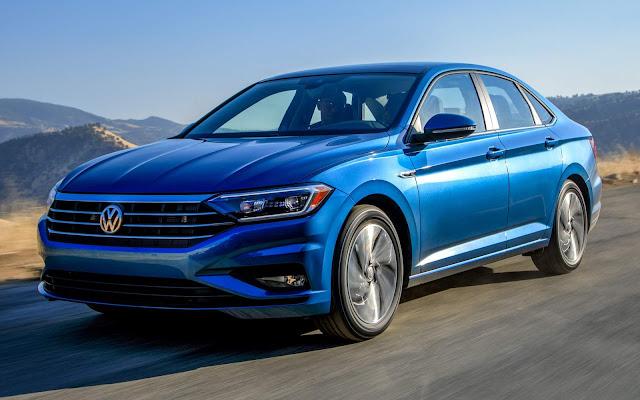 Novo VW Jetta 2019
