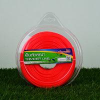 เอ็นตัดหญ้า แบบหกเหลี่ยม 3.0 มิล 57 เมตร