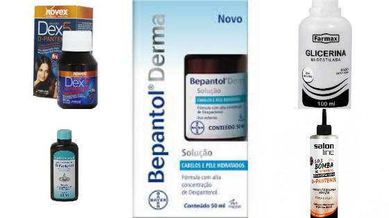 produtos hidratantes low poo